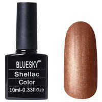 Шеллак BLUESKY 10 ml 40542/80542 SUGARED SPICE
