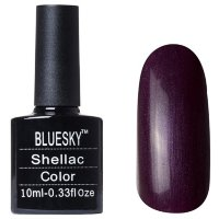 Шеллак BLUESKY 10 ml 40543/80543  VEXED VIOLETTE