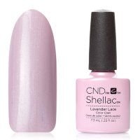 CND Shellac LAVENDER LACE 7.3 ml 91178