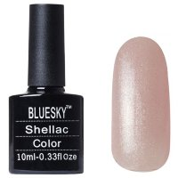 Шеллак BLUESKY 10 ml 40546/80546 GRAPEFRUIT SPARKLE