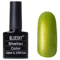 Шеллак BLUESKY 10 ml 40550/80550 LIMEADE