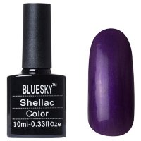 Шеллак BLUESKY 10 ml 40551/80551 GRAPE GUM
