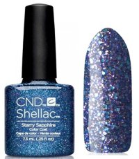CND Shellac STARRY SAPPHIRE 7.3 ml 91261