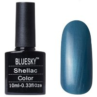 Шеллак BLUESKY 10 ml 40554/80554 WATER PARK