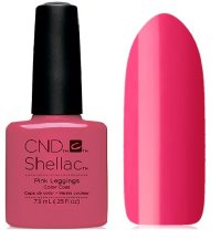 CND Shellac PINK LEGGINS 7,3 ml 91404