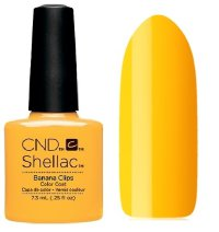 CND Shellac BANANA CLIPS 7,3 ml 91405