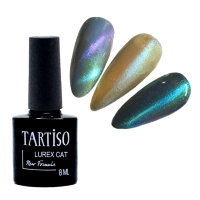 Гель-лак TARTISO LUREX CAT №11