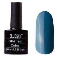 Шеллак BLUESKY 10 ml 40558/80558 BLUE RAPTURE