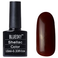 Шеллак BLUESKY 10 ml 40561/80561  BURNT ROMANCE