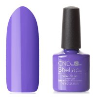 CND Shellac VIDEO VIOLET 7,3 ml 91409