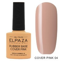 Rubber Base Cover Pink 04