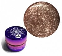 Паутинка EXTRA TOFFEE №06 PINK GOLD SPARKLES