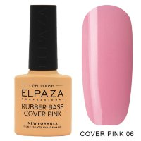 Rubber Base Cover Pink 06