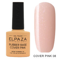 Rubber Base Cover Pink 08
