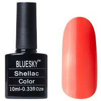 Шеллак BLUESKY 10 ml 40568/80568 DESERT POPPY