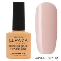 Rubber Base Cover Pink 12