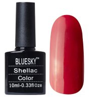 Шеллак BLUESKY 10 ml 40575/80575  SCARLETT LETTER