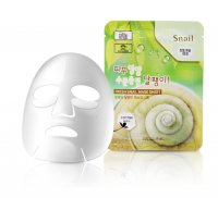 Тканевая маска для лица МУЦИН УЛИТКИ Fresh Snail Mucus Mask Sheet