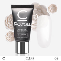 Polygel CLEAR 30 мл