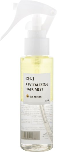Мист для волос CP-1 REVITALIZING HAIR MIST (White cotton), 80 мл