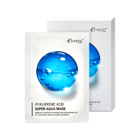 Тканевая маска для лица ГИАЛУРОНОАЯ КИСЛОТА HYALURONIC ACID SUPER AQUA MASK