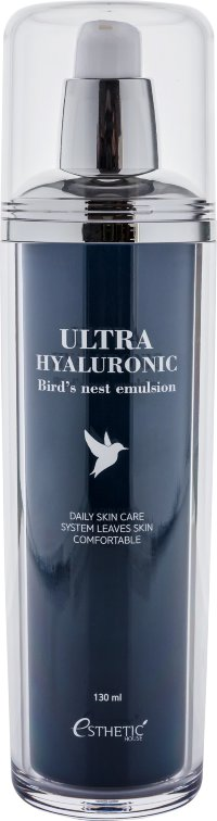 Эмульсия для лица Ultra Hyaluronic acid Bird's nest Emulsion