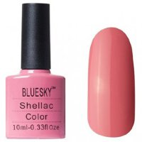 Шеллак BLUESKY 10 ml 40511/80511 ROSE BUD