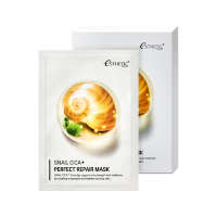 Тканевая маска для лица МУЦИН УЛИТКИ SNAIL CICA+ PERFECT REPAIR MASK