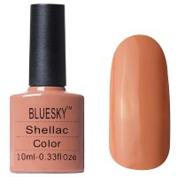 Шеллак BLUESKY 10 ml 40514/80514 COCOA