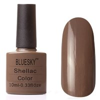 Шеллак BLUESKY 10 ml 40534/80534 RUBBLE COLOR