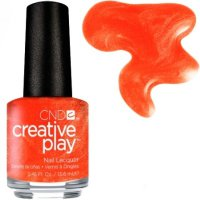 CND Creative Play Orange You Curious 421
