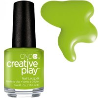 CND Creative Play Toe The Lime 427